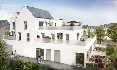 Residence Les Deux Tours - immobilier neuf Pontchâteau