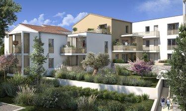 Le Domaine Sainte-victoire - immobilier neuf Meyreuil