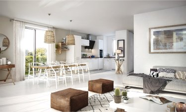 Residence Rivage - immobilier neuf Amancy