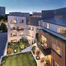 L'atelier Des Lumières - immobilier neuf épinay-sur-seine