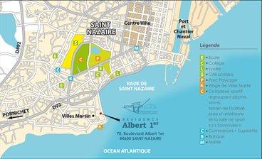 Albert 1er - immobilier neuf Saint-nazaire