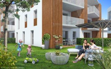 L'eden Roc - immobilier neuf Pontchâteau