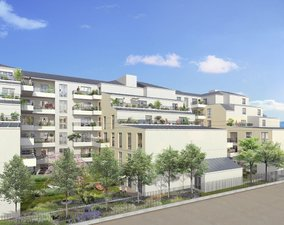 Residence Des Lys - immobilier neuf Franconville