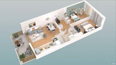 19 Quai Prévert - immobilier neuf Meaux