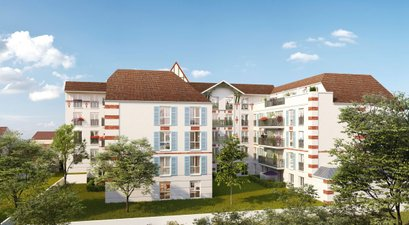 Villa Normandie - immobilier neuf Le Blanc-mesnil