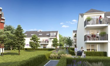 Le Domaine Des Arts - immobilier neuf Chevry-cossigny