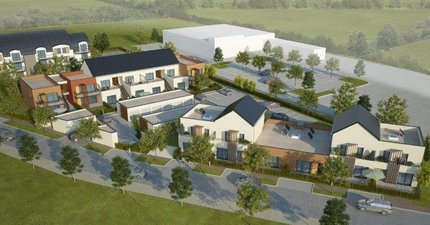 Residencer Insula - immobilier neuf Fleurey-sur-ouche