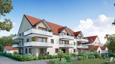 Les Jardins De Lili - immobilier neuf Krautergersheim