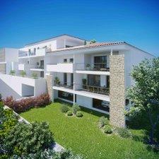 Résidence Aramon - immobilier neuf Restinclières