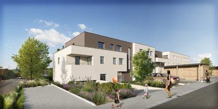 Les Terrasses Du Parc De Lamper Iii - immobilier neuf Lampertheim
