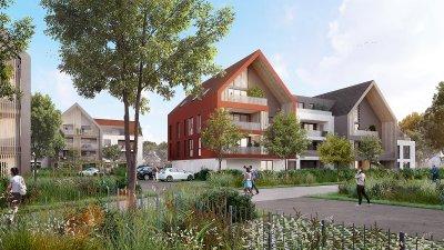 Square Vendhome - immobilier neuf Vendenheim