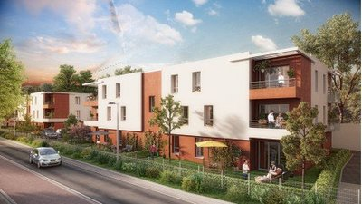 Domaine Armony - immobilier neuf Carvin