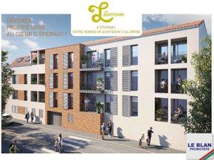 Laurentines - immobilier neuf épernay