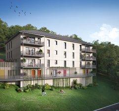 La Canopee - immobilier neuf Herserange
