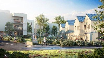 Villas Saint-jean • Pinel - immobilier neuf Noyal-châtillon-sur-seiche