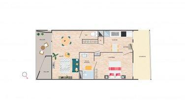 Norwood • Investissement Pinel - immobilier neuf Vezin-le-coquet