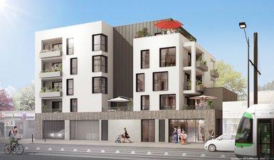 Urbana - immobilier neuf Nantes