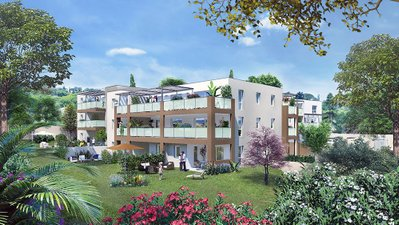 Parc Angelo - immobilier neuf Nîmes