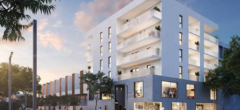 Nouvel'r Iii - immobilier neuf Montpellier