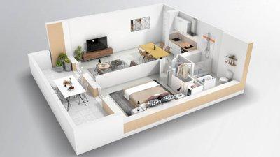 Allure 12ème - immobilier neuf Marseille