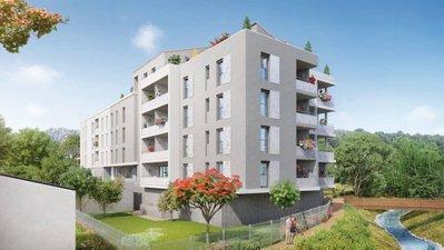 Côté Rives - immobilier neuf Roquevaire