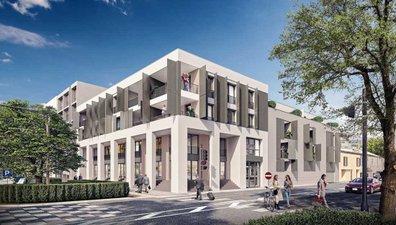 Carré Jean Jaures - immobilier neuf Nîmes