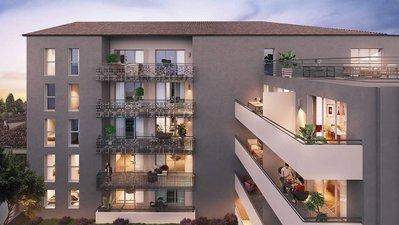 Carré Marceau - immobilier neuf Toulon