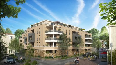 Coeur Six-fours - immobilier neuf Six-fours-les-plages