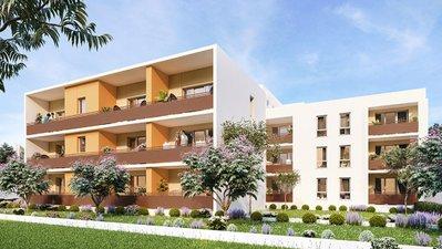 Excellence Salvia - immobilier neuf Castelnau-le-lez