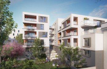 Kubik Garden - immobilier neuf Vénissieux