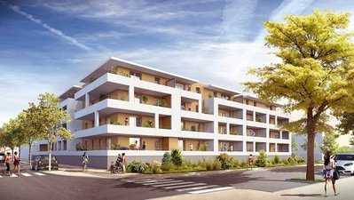 L'amirauté - immobilier neuf Frontignan