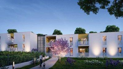 Le Domaine De Bellefeuille - immobilier neuf Montpellier