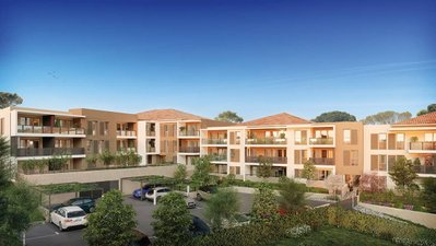 Les Balcons De Provence - immobilier neuf Draguignan