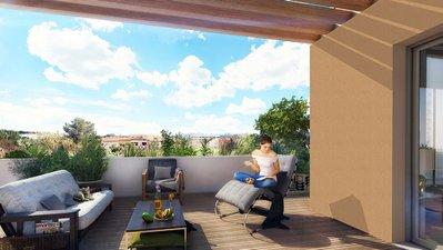 Le Clau De Gil - immobilier neuf Montpellier