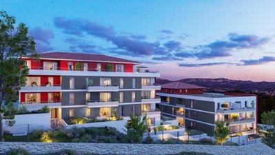 Rubis Garden - immobilier neuf Marseille