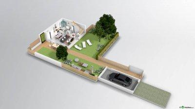 Urban Lodge - Les Villas - immobilier neuf Beauzelle