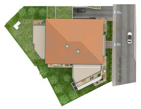 Villa ô Centre - immobilier neuf Cugnaux