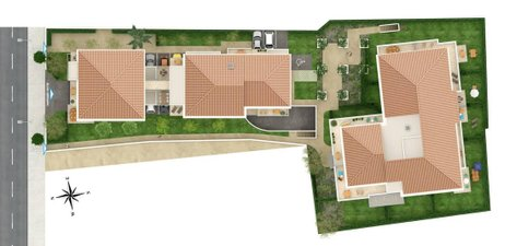 Villa Raynaud - immobilier neuf Six-fours-les-plages