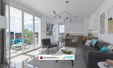 White Garden - immobilier neuf Marseille