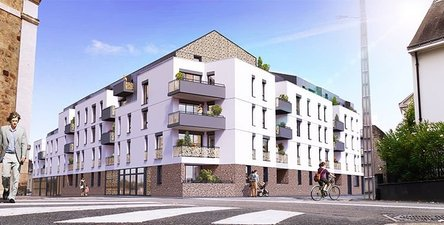 Cours Lamartine - immobilier neuf Nantes
