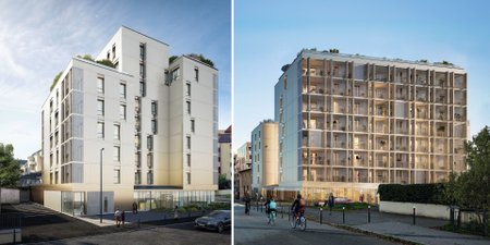 Ilet Saint Cyr - immobilier neuf Rennes