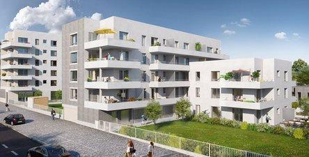 Patio Sevigne - immobilier neuf Cesson-sévigné