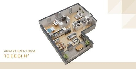 Gallery Proce - immobilier neuf Nantes