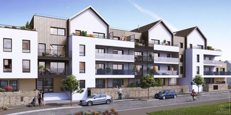 Le First - immobilier neuf Ploemeur