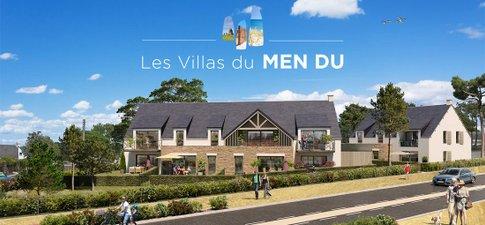 Les Villas Du Men Du - immobilier neuf Carnac
