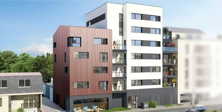 City Lodge - immobilier neuf Rennes