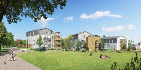 Green Parc - immobilier neuf Angers