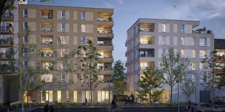 Baccara - immobilier neuf Nantes