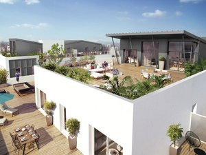 Le Carre Saint-jean - immobilier neuf Anglet