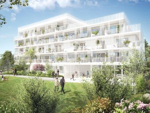 Green Village - immobilier neuf Bègles